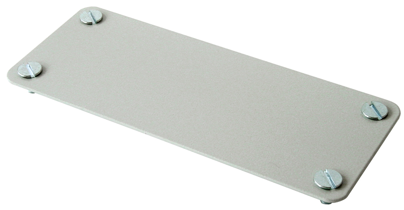 Cover-plates – steel